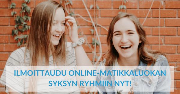 online-matikkaluokka_FB