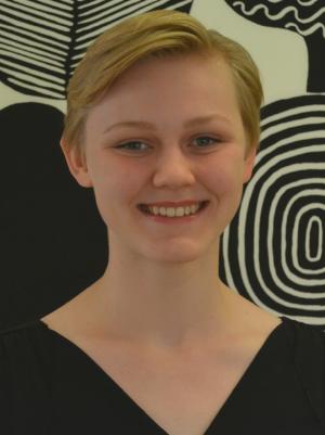 Elina Ståhlberg, lukion 2. vuosi