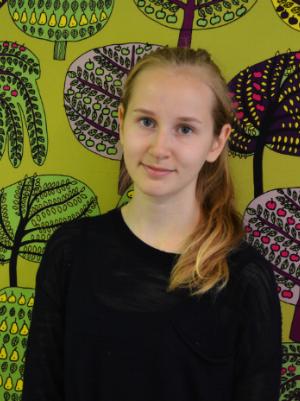 Anna Ruikka, lukion 2. vuosi